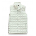 Tin Grey - The North Face - Women's Thermoball Eco Vest