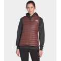 Marron Purple Matte - The North Face - Women's Thermoball Eco Vest