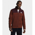 Brandy Brown Dark Heather/Root Brown Dark Heather - The North Face - Men's Gordon Lyons Full Zip