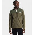 Burnt Olive Green/New Taupe Green - The North Face - Men's Gordon Lyons Full Zip