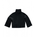 TNF Black - The North Face - Women's Outerlands Funnel Neck Waffle