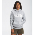 TNF Light Grey Heather/TNF White - The North Face - Women's Half Dome Pullover Hoodie