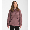Twilight Mauve/Blackberry Wine - The North Face - Women's Campshire Pullover Hoodie 2.0