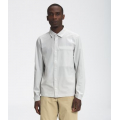 Tin Grey - The North Face - Men's First Trail L/S Shirt