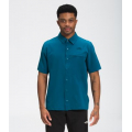 Moroccan Blue - The North Face - Men's First Trail S/S Shirt
