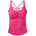 Cosmo Pink Broken Stripe - Prana - Women's Dreaming Top