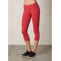 Sunwashed Red - Prana - Women's Ashley Capri Legging