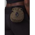 Slate Green - Prana - Chalk Bag With Belt