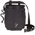 Black - Prana - Chalk Bag With Belt