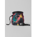 Maroon Jungle - Prana - Women's Large Chalk Bag w/Belt