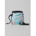 Coal Foliage - Prana - Graphic Chalk Bag with Belt