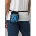 Black Ikat - Prana - Graphic Chalk Bag with Belt