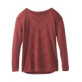Mulled Wine Heather - Prana - Women's Mainspring Sweater