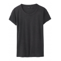 Charcoal Heather - Prana - Women's Cozy Up T-shirt