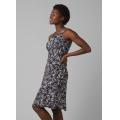 Black Springtime - Prana - Women's Skypath Dress