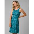Deep Verde Ikat - Prana - Women's Skypath Dress