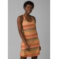 Apricot Solei Stripe - Prana - Women's Opal Dress