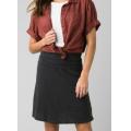 Black - Prana - Valencie Skirt