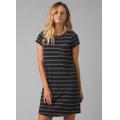 Black Stripe - Prana - Women's Elana Cozy Up Dress