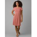 Ginger Flower Stripe - Prana - Women's Elana Cozy Up Dress