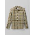 Sage - Prana - Men's Los Feliz Flannel Shirt