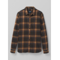 Dark Iron - Prana - Men's Los Feliz Flannel Shirt