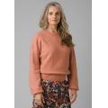Baked Blush - Prana - Women's Azure Sweater