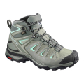 SHADOW/Castor Gray/Beach Glass - Salomon - X ULTRA 3 MID GTX W