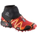 Black - Salomon - Trail Gaiters Low