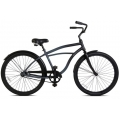 Pitch Black - Batch Bicycles - The Cruiser Bicycle