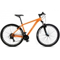 Ignite Orange - Batch Bicycles - The Mountain Bicycle