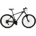 Pitch Black - Batch Bicycles - The Mountain Bicycle