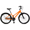 Ignite Orange - Batch Bicycles - The Comfort Bicycle