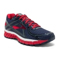 Peacoat/High Risk Red/China Blue - Brooks Running - Adrenaline GTS 16