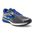 Anthracite/Electric Brooks Blue/Silver - Brooks Running - Ravenna 7