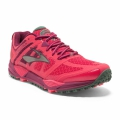 Teaberry/Duck Green/Raspberry Radiance - Brooks Running - Cascadia 11