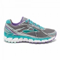 Anthracite/Ceramic/Passionflow - Brooks Running - Women's Defyance 9