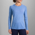 Heather Wave - Brooks Running - Distance Long Sleeve