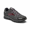 Metallic Charcoal/Black/Tawny Port - Brooks Running - Men's Adrenaline GTS 17