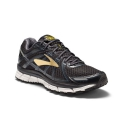 Black/Anthracite/Gold - Brooks Running - Men's Adrenaline GTS 17