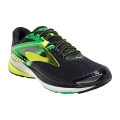Black/Classic Green/Nightlife - Brooks Running - Men's Ravenna 8