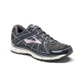 Metallic Charcoal/Black/Rose Gold - Brooks Running - Women's Adrenaline GTS 17