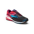 Black/Diva Pink/Plum Caspia - Brooks Running - Women's Ravenna 8