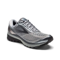 Primer Grey/Metallic Charcoal/Ebony - Brooks Running - Men's Ghost 10