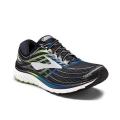 Black/Electric Brooks Blue/Green Gecko - Brooks Running - Men's Glycerin 15