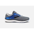 Grey/Blue/Black - Brooks Running - Men's Adrenaline GTS 18