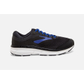 064 Black/Ebony/Blue                                         - Brooks Running - Men's Dyad 10