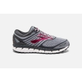 Grey/Grey/Pink - Brooks Running - Women's Ariel '18
