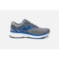 Grey/Blue/Silver - Brooks Running - Men's Ghost 11