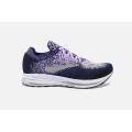Purple/Navy/Grey - Brooks Running - Women's Bedlam